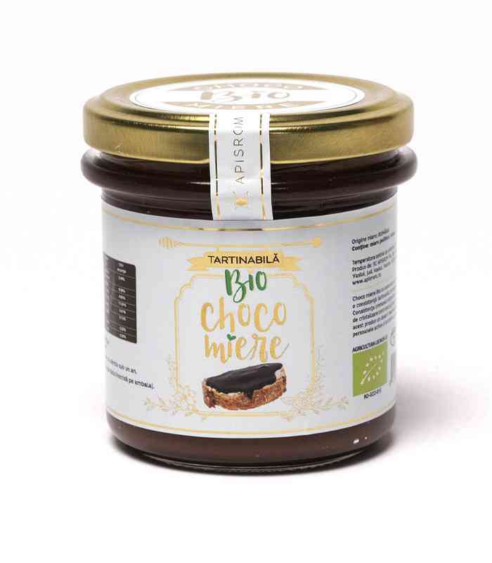 BIO Choco Honey 400g