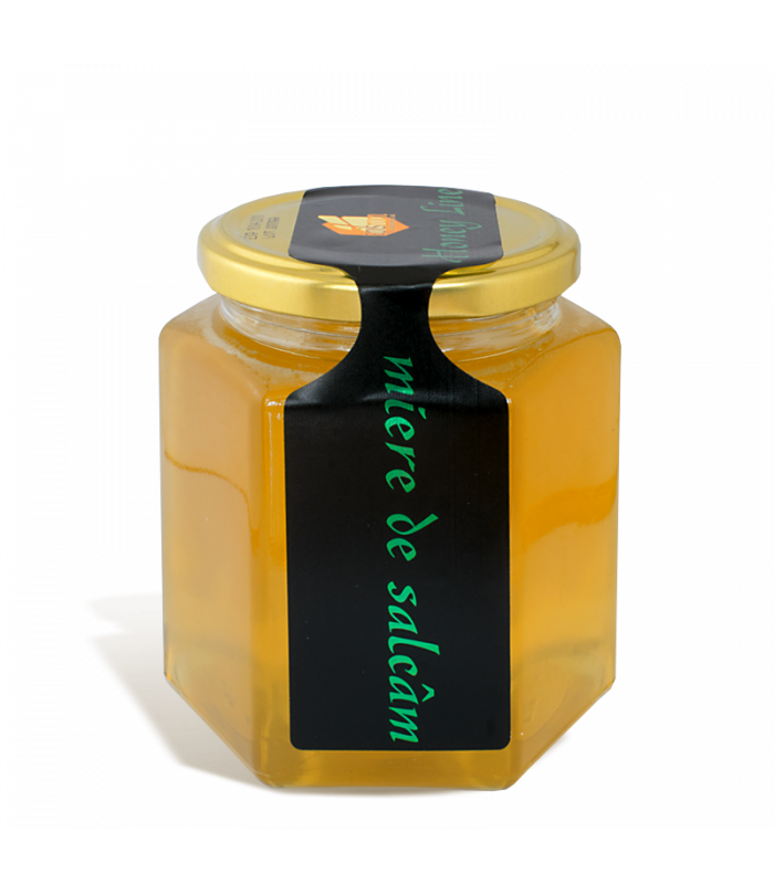 ORGANIC CREAMY HONEY 200g